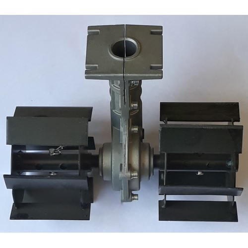 Насадка тяпка для бензокос 26, 28 мм (мотокос)