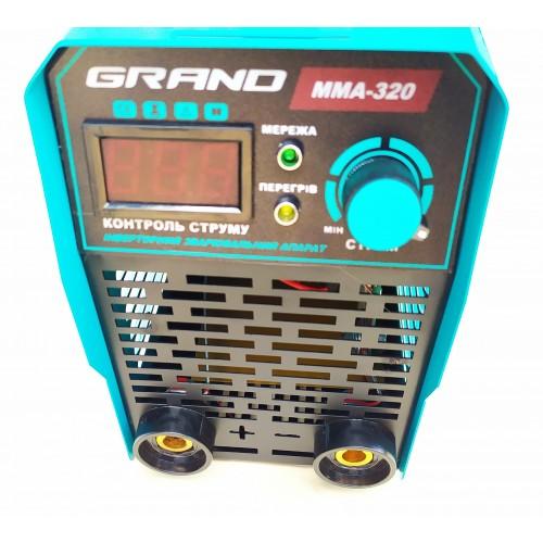 Сварочный инвертор Grand ММА-320А