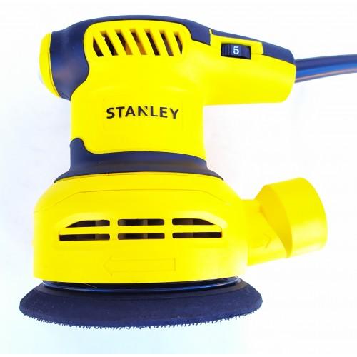 Эксцентриковая шлифмашина Stanley SS30