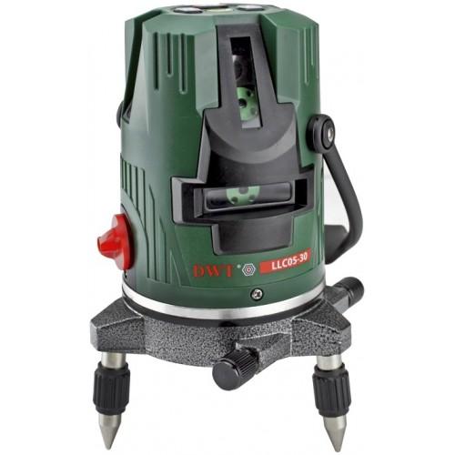 Лазерный нивелир DWT LLC05-30