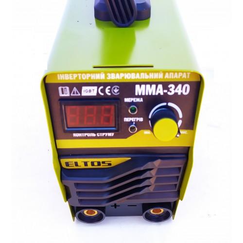 Сварочный инвертор Eltos ММА 340