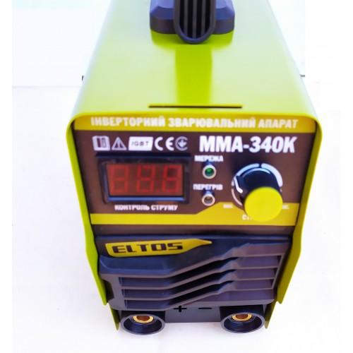 Сварочный инвертор Eltos ММА 340K (Кейс)