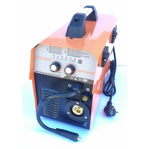 Инверторный полуавтомат Плазма MIG/MMA-340