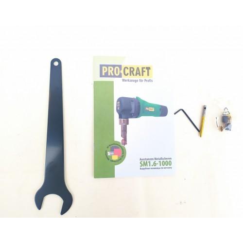 Ножницы вырубные Procraft SM1.6-1000