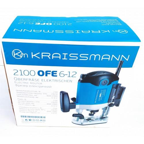 Фрезер Kraissmann 2100 OFE 6-12