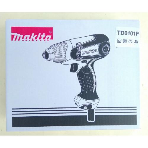 Сетевой шуруповерт ударный Makita TD0101F