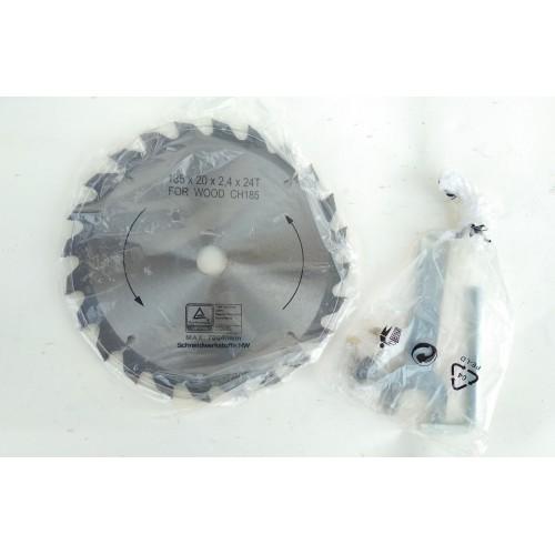 Пила дисковая Craft-Tec PXCS-185