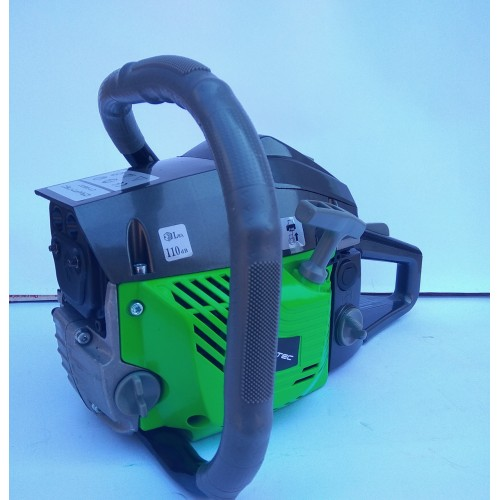 Бензопила Craft-tec CT-5600 (2 шины, 2 цепи)