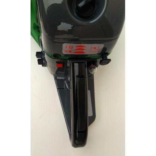 Бензопила Craft-tec CT-5000 (2 шины, 2 цепи)