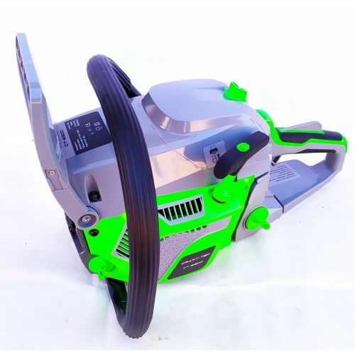 Бензопила Craft-Tec CT-6900 (2 шины, 2 цепи)