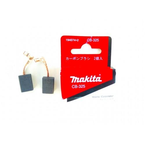 Щетки графитовые Makita СВ-325