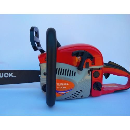 Бензопила GoodLuck GLS 5200 (2 шины 2 цепи)