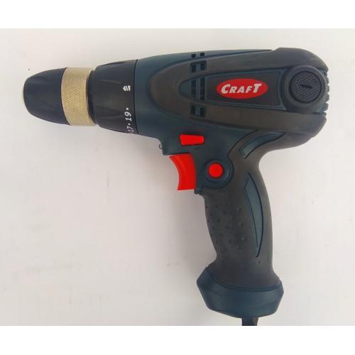 Шуруповерт сетевой Craft CED-1000