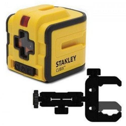 Построитель плоскостей лазерный STANLEY Cubix STHT1-77340