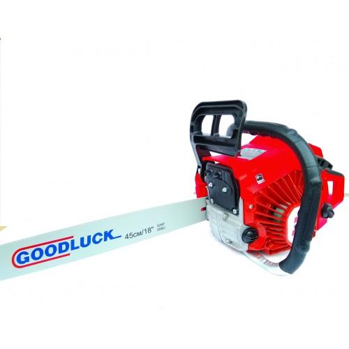 Бензопила GoodLuck GL5800E (2 шины, 2 цепи)
