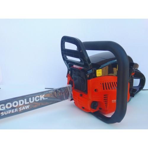 Бензопила GoodLuck GCS 52 3.5 (2 шины 2 цепи)