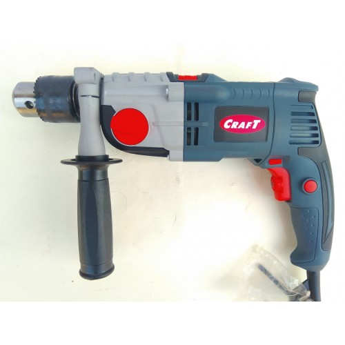Дрель ударная Craft CPD 16/1250-2