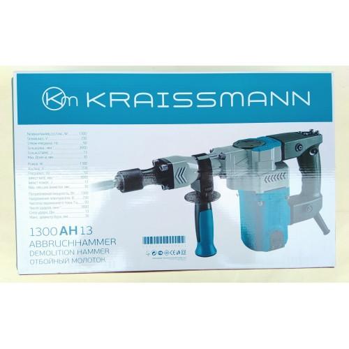 Отбойный молоток Kraissmann 1300 AH 13