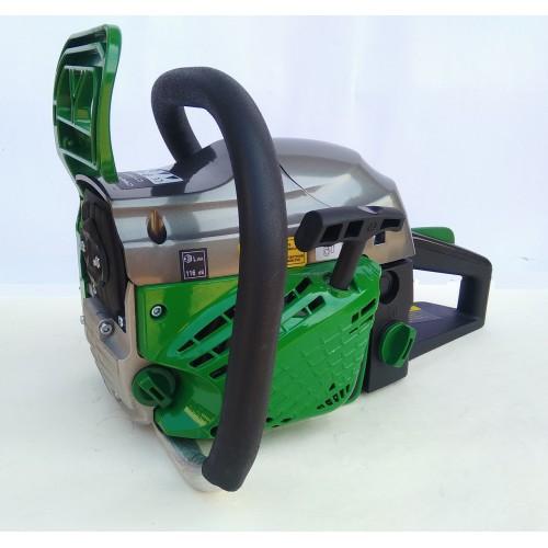Бензопила Craft-tec CT-7007 (2 шины, 2 цепи)