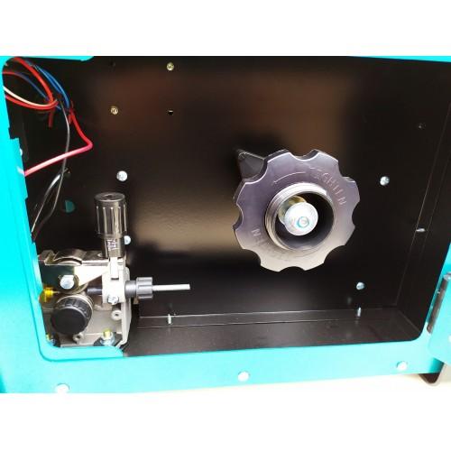 Инверторный полуавтомат Spektr SAIW MIG/MMA-380