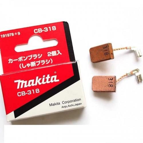 Щетки графитовые Makita CB-318 191978-9