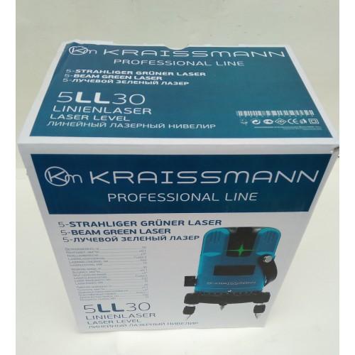 Лазерный уровень Kraissmann 5LL30