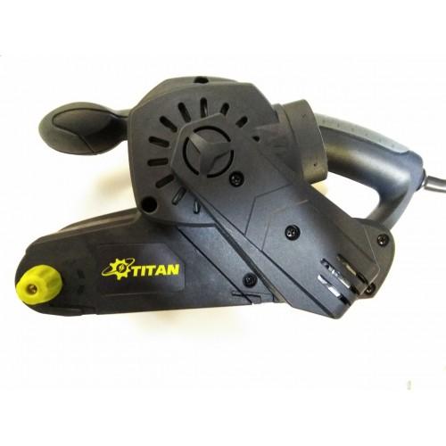 Ленточная шлифмашина Титан BLSM900E