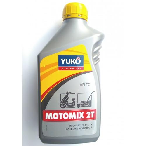 Масло Yuko Motomix 2-х тактное 1л